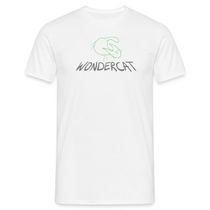 Wonder Cat Men's - Men's T-Shirt