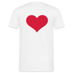 Heart 01 - T-shirt Homme