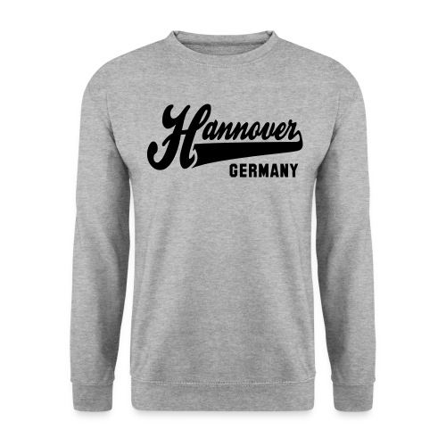 Heart Germany Jumper - Men's Sweatshirt