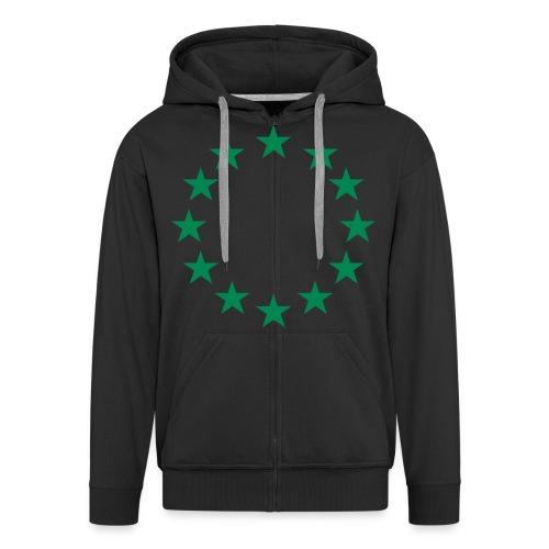 Sweater Unisex - Männer Premium Kapuzenjacke