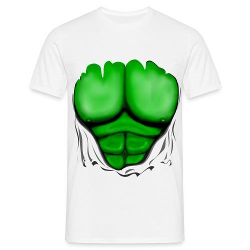 HULKMANIA SHIRT - Männer T-Shirt