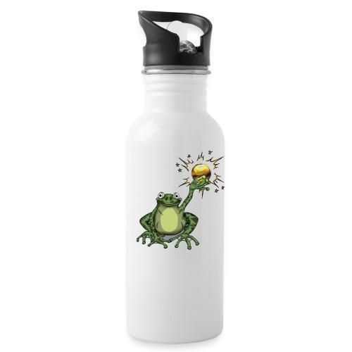 Flasche Froschkönig - Trinkflasche