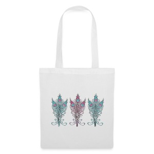 Art Nouveau Feathers Tote bag - Tote Bag
