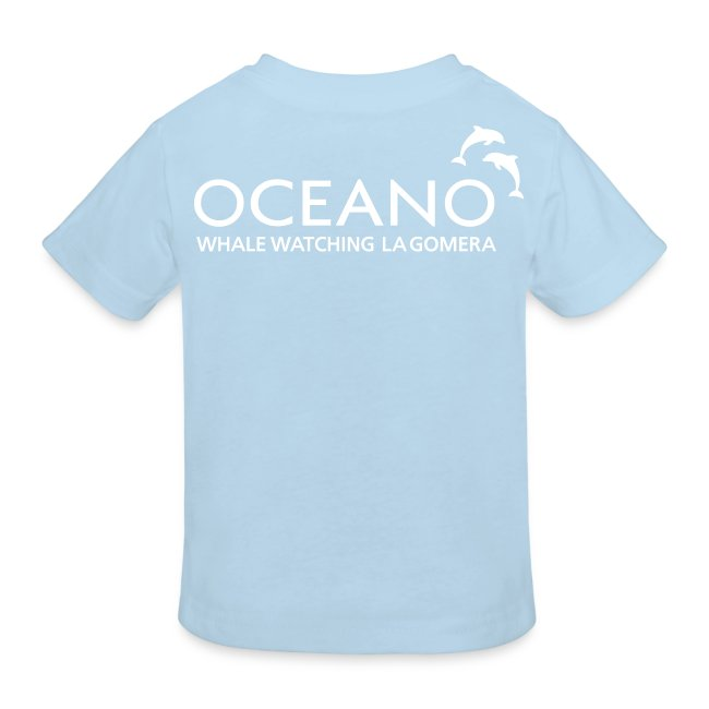 Oceano Kinder Bio Delfinsprung