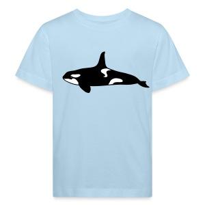 Oceano Kinder Bio Schwertwal - Kinder Bio-T-Shirt
