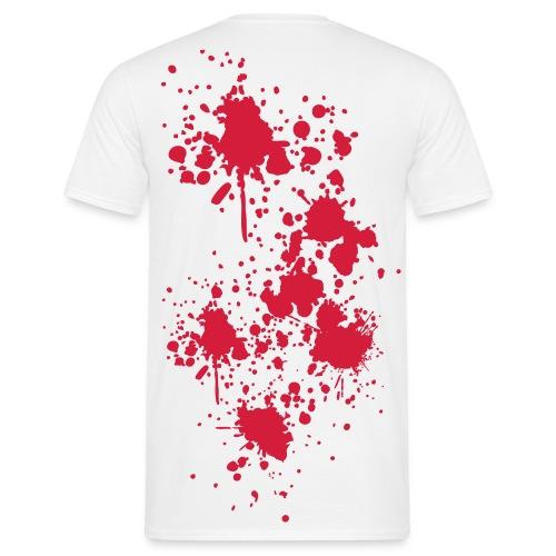 Bloody day - Männer T-Shirt