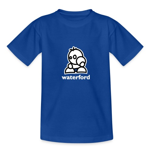 Waterford – Kids GAA T-Shirt - Kids' T-Shirt