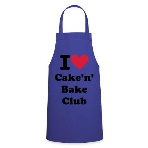 Cake'n'Bake Club Apron - Cooking Apron