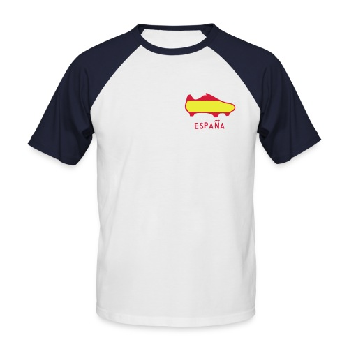 espana 1 - T-shirt baseball manches courtes Homme
