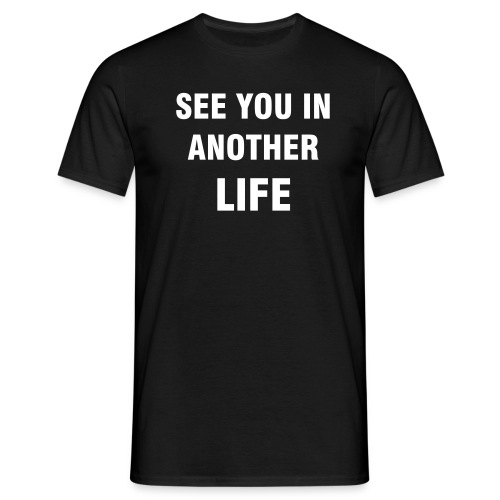 see you - Men's T-Shirt
