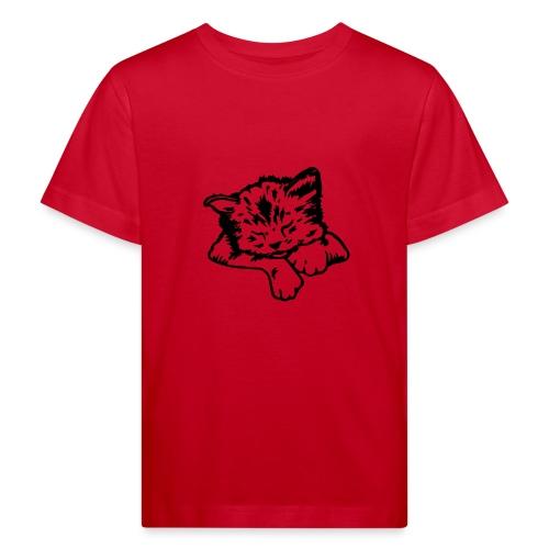 GATITO - Camiseta ecológica niño