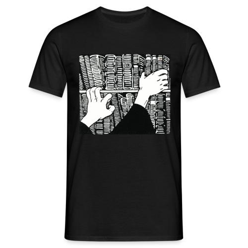 Bokletaren - herr - T-shirt herr