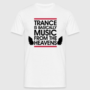 Trance Heaven T-Shirts - Men's T-Shirt