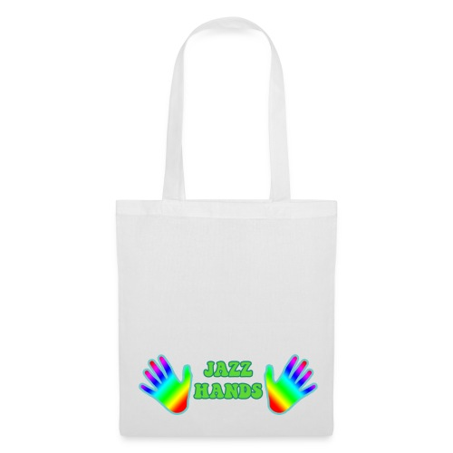 Jazz Hands Tote Bag - Tote Bag