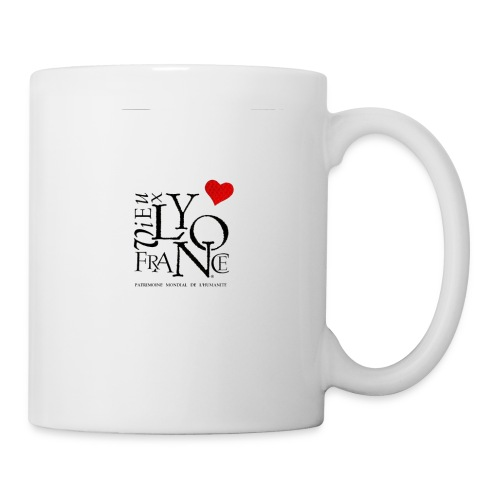 LOVE LYON MUG - Mug blanc