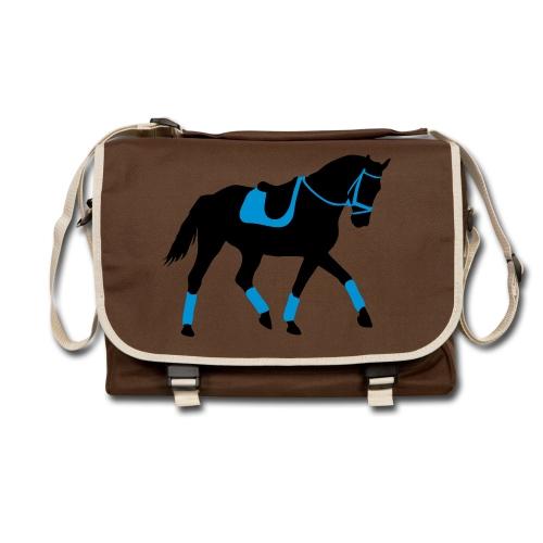 Dressage Horse Side Bag - Shoulder Bag