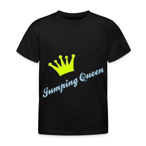 Jumping Queen - Kids' T-Shirt