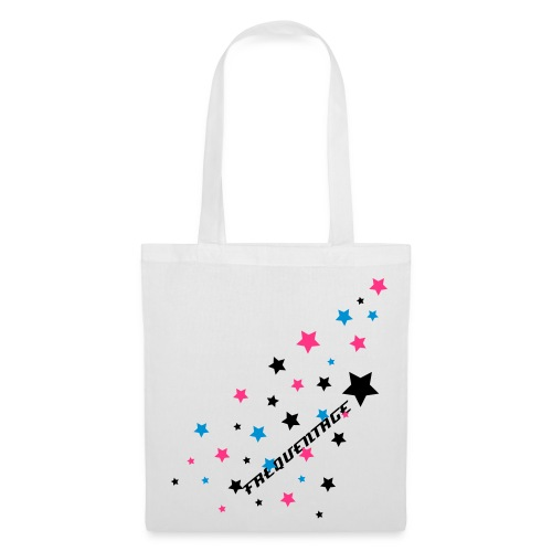 Sac FREQUENTAGE couleur - Tote Bag