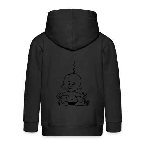 Baby Pullover - Kinder Premium Kapuzenjacke