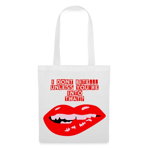 Tote bag - Lip bite - Tote Bag