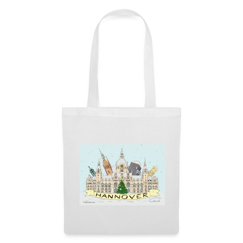 Hannover souvenir weihnachten winter comic tasche for Hannover souvenirs