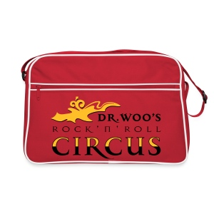 Woo's Red Bag - Retro Tasche