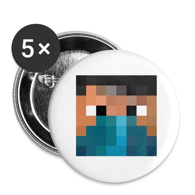 Pande Buttons klein 25mm