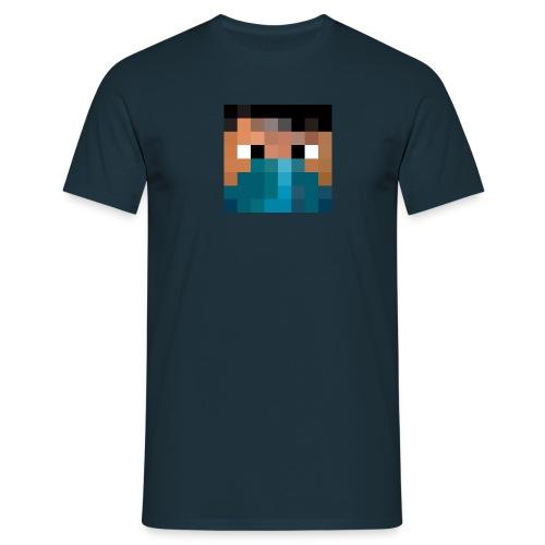 Männer T-Shirt - Logo vorne - Männer T-Shirt