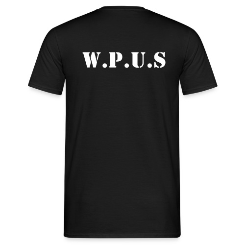 Tee-shirt WADESDAH POLICE UNITES SPECIALES (officiel) - T-shirt Homme