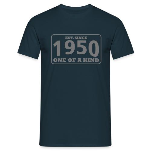 1950 - One Of A Kind - Männer T-Shirt