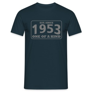 1953 - One Of A Kind - Männer T-Shirt