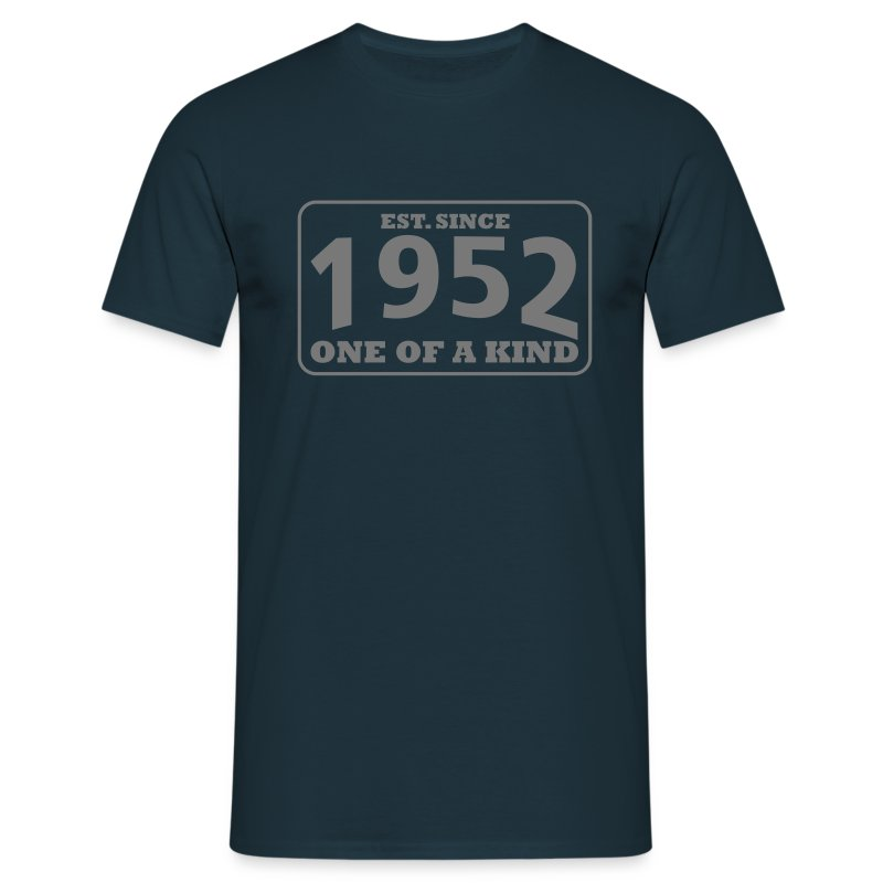 1952 - One Of A Kind - Männer T-Shirt