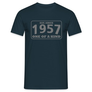 1957 - One Of A Kind - Männer T-Shirt