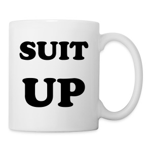 Suit UP CUP - Tasse