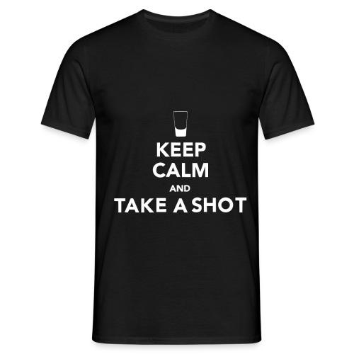 Take a Shot ! - T-shirt Homme
