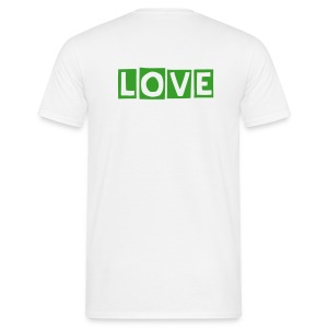 Love 01 (D) - T-shirt Homme