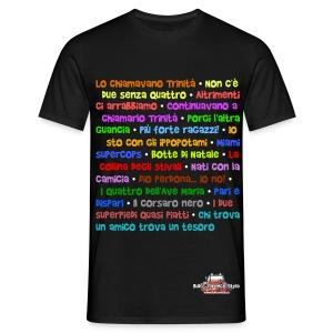 Titoli - Bud & Terence Style Collection - Maglietta da uomo