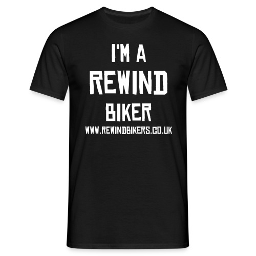 Rewind Men's Classic T-Shirt - Men's T-Shirt