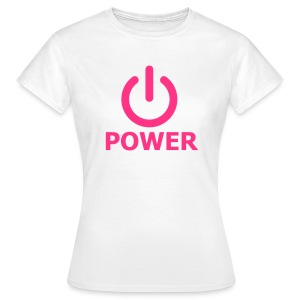Basic T-shirt girls @ Flying - Vrouwen T-shirt