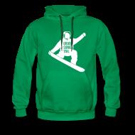 Hoodies & Sweatshirts ~ Men's Premium Hoodie ~ Mens Grab Tail Hoody