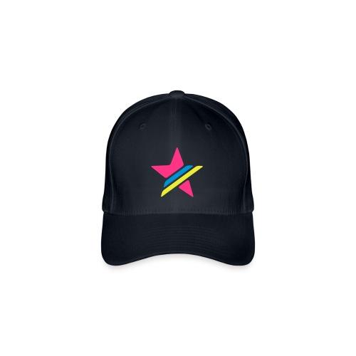 Sternkappe - Flexfit Baseballkappe