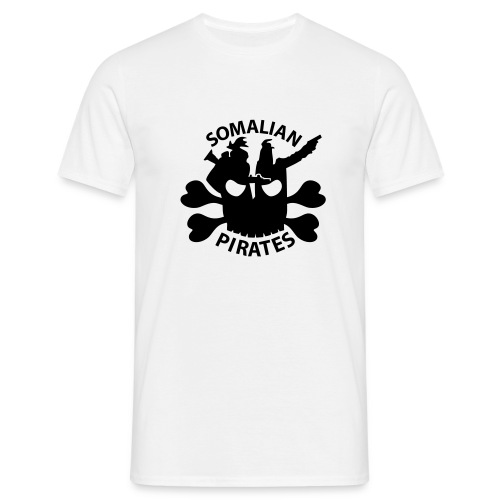 Somalian Pirates Mens Tee - Men's T-Shirt