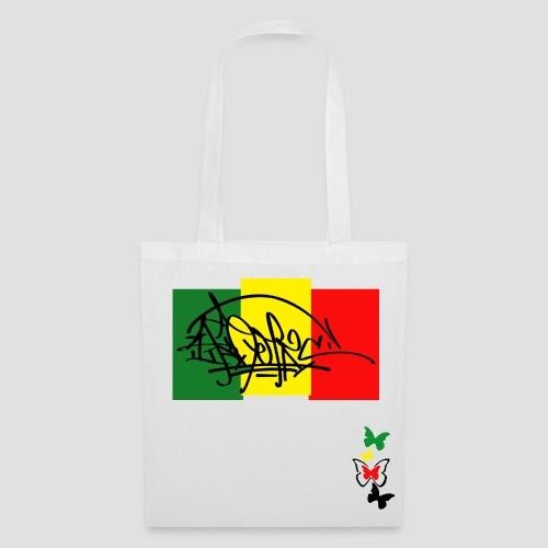 Sac en tissu Ikon Rasta - Tote Bag
