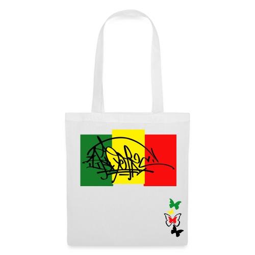 Sac en tissu Ikon Rasta - 974 La reunion - Tote Bag