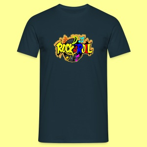 Man Shirt Rock n Roll - Männer T-Shirt