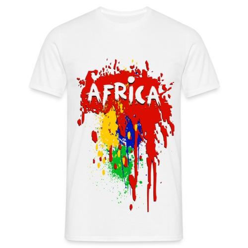 Tee shirt D&C Homme AFRICA - T-shirt Homme