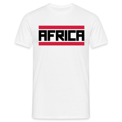 Tee shirt D&C AFRICA - T-shirt Homme