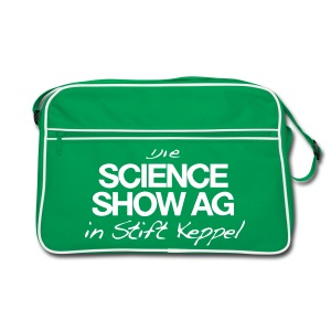 Science Show AG Old School Bag - Retro Tasche