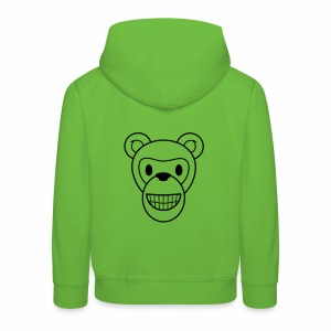 Affe - Kinder Premium Hoodie