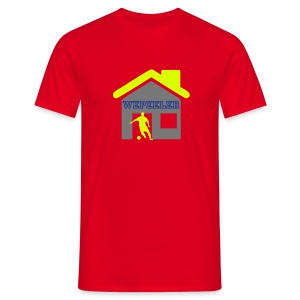 Wepeeler (in the HOUSE) Red - Men's T-Shirt